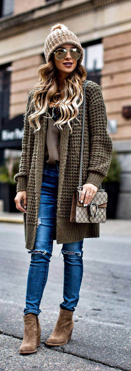 Winter Outfits For Cold Weather | Winter Outfit